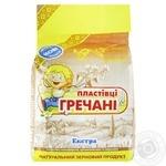 Telets Extra Buckwheat Flakes 500g