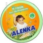 Крем під підгузники з екстрактом череди Alenka 100мл