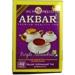 Tea Akbar purple 100g Russia