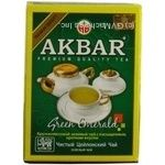 Tea Akbar green 100g Sri-lanka