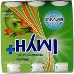 Био-йогурт Имун плюс яблоко 1.5% 6шт 600г