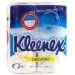 Рушники паперові Kleenex Декор 2шт