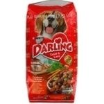 Food Darling with vegetables dry for dogs 3000g Hungary