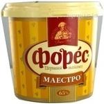 Mayonnaise Fores 65% 1000g Ukraine