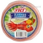 Squid rings Vici pickled 200g Lithuania