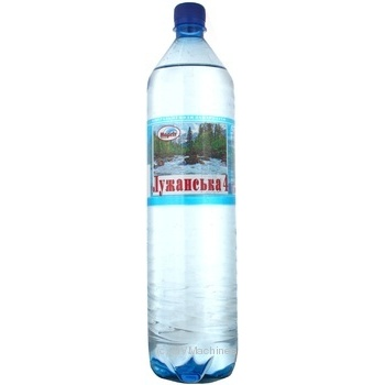 Вода Магрит Лужанская №4 газированная 1,5л