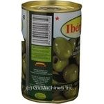 Iberica Pitted Green Olives - buy, prices for MegaMarket - image 3