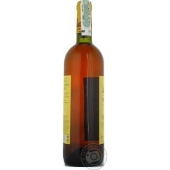 Вино біле Масандра Мускат Таврійський ординарне кріплене десертне солодке 16% скляна пляшка 750мл Україна - купити, ціни на Ашан - фото 7