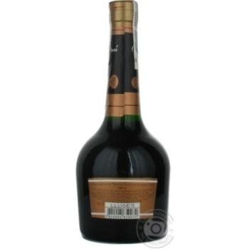 Коньяк Тиса 6 лет 42% 0,5л - купить, цены на Novus - фото 4