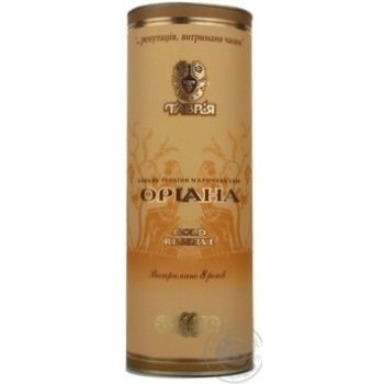 Tavria Oriana Gold Reserve 8yrs cognac 40% 0,5l - buy, prices for Novus - image 1