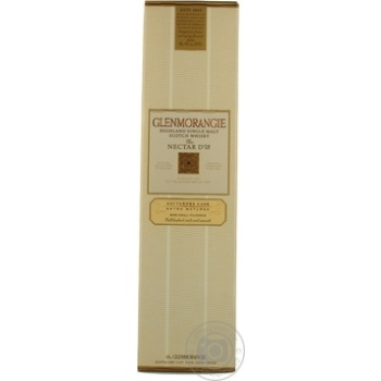 Glenmorangie Nectar d'Or 12 years whisky 46% 0.7l - buy, prices for Novus - image 2
