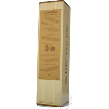 Glenmorangie Nectar d'Or 12 years whisky 46% 0.7l - buy, prices for Novus - image 3