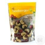 Nuts cranberry Seeberger 150g