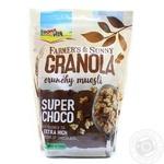 Гранола с шоколадом Bona vita 500г м/у