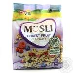 Мюслі з лісовими фруктами Bona vita 375г