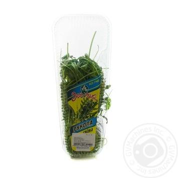 Рукола Зелененька свіжа 50г - купити, ціни на Novus - фото 2