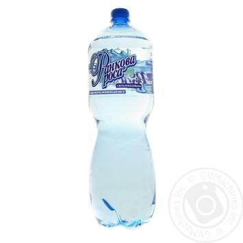Вода газована Ранкова Роса 2л - купити, ціни на Varus - фото 1