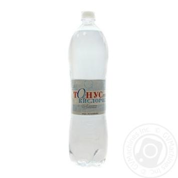 Still mineral water Kuyalnik Tonus Oxygen 1,5l - buy, prices for CityMarket - photo 2