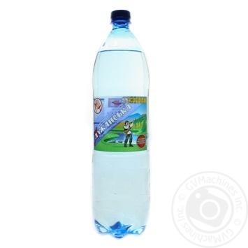 Вода Лужанская сильногазированная лечебно-столовая 1500мл - купить, цены на Novus - фото 1