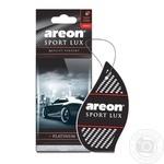 Освежитель воздуха для автоAeron Sport Lux Ваниль