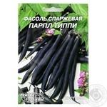 Семена Семена Украины Фасоль спаржевая Парпл Типпи 20г