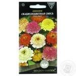 Насіння Golden Garden Квіти Майорці Скабіозоквітк.суміш 0,5г