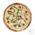 Chilled Caesar Pizza