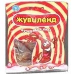 Candy Zhuvilend Kucheryava kola jelly 100g packaged Ukraine