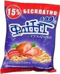 Сухари Флинт горчица 100г Украина