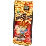 Snack peanuts Zahid Mitsnyy gorishok with bacon salt 60g Ukraine