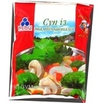 Vegetables Rud mushrooms frozen 400g