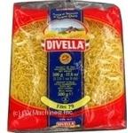Макарони Divella Павутинка супова 500г