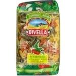 Макароны фарфалле Дивелла 500г полиэтиленовый пакет Италия