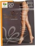 Tights Intuitsia Activity beige polyamide for women 20den 3size