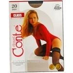 Conte Class Natural 20den Stockings size 3-4 - buy, prices for Novus - image 2