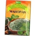 Spices marjoram Edel 10g packaged