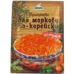 Приправа Cykoria Sa для корейської моркви гостра30г х25