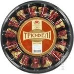 Конфета Одесса Кондитерская с шоколадом 185г коробка Украина