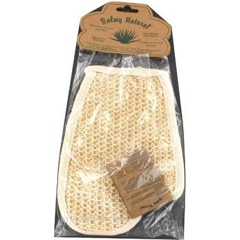 Мочалка-рукавичка махрова з пальцем Balmy Naturel