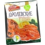 Seafood shrimp Vici in shell 1000g