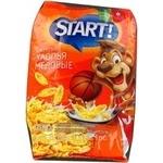 Пластівці кукурудзяні Start з медом 1кг