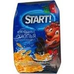 Пластівці кукурудзяні Start глазуровані 1кг