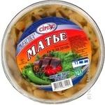 Филе-кусочки сельди Сириус Матье Мексика в масле со специями 500г Украина - купить, цены на МегаМаркет - фото 1