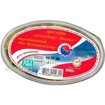 Fish herring Zahid-riba Matie pickled 300g Ukraine