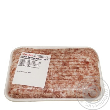 Minced Pork Cutlet - buy, prices for Auchan - image 4