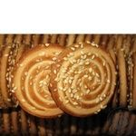 Cookies Konti with sesame Ukraine