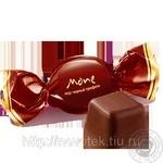 Candy Konti Mone with hazelnuts Ukraine