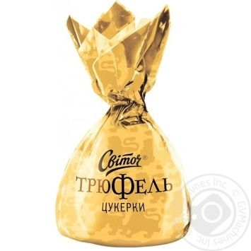 Candy Svitoch Truffle Ukraine