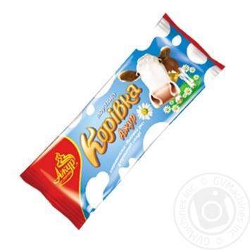 Мороженое Ажур Коровка ирис 70г Украина