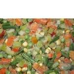 Овощная смесь овощи замороженная
